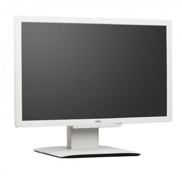 Monitor LED Fujitsu P23T-6, 23 Inch, 1920 x 1200, VGA, DVI, DisplayPort, Second Hand Monitoare Second Hand