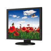 Monitor HANNS.G HX193, 19 Inch LCD, 1280 x 1024, VGA, DVI, Second Hand Monitoare Second Hand