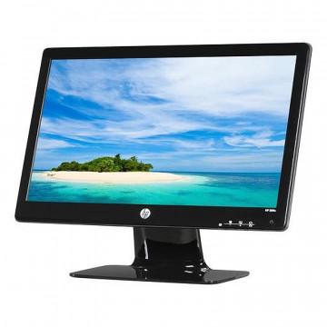 Monitor HP 2011X, 20 Inch, 1600 x 900, VGA, DVI, 16,7 milioane culori, Second Hand Monitoare Second Hand