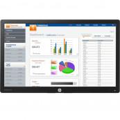 Monitor HP E232, 23 inch Full HD IPS LED, VGA, HDMI, Display Port, USB, Fara Picior, Second Hand Monitoare cu Pret Redus