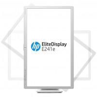 Monitor HP EliteDisplay E241e, 24 Inch IPS LED, 1920 x 1200, VGA, DVI, Display Port, USB