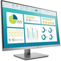 Monitor Nou HP EliteDisplay E273, 27 Inch Full HD IPS LED, VGA, HDMI, Display Port, USB 3.0