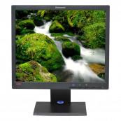 Monitor Nou HP L1711p, 17 Inch LCD, 1280 x 1024, VGA, DVI Monitoare Noi