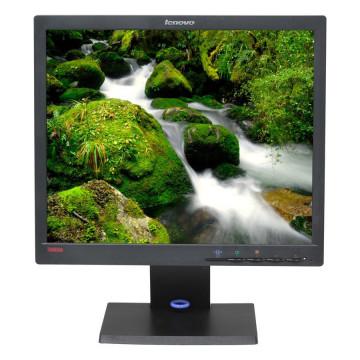 Monitor Nou Lenovo L1711p, 17 Inch LCD, 1280 x 1024, VGA, DVI Monitoare Noi