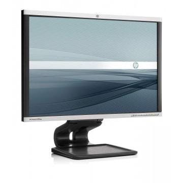 Monitor LCD HP LA2405wg, 24 Inch, 1920 x 1200, VGA, DVI, Display Port, USB, Second Hand Monitoare