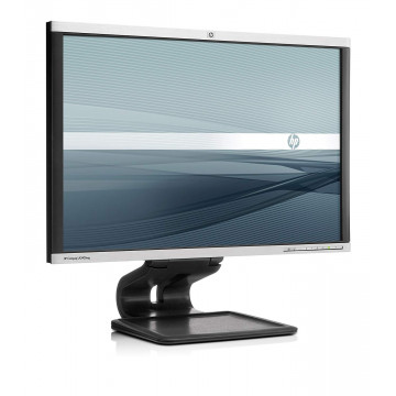 Monitor LCD HP LA2405wg, 24 Inch, 1920 x 1200, VGA, DVI, Display Port, USB, Refurbished Monitoare Refurbished