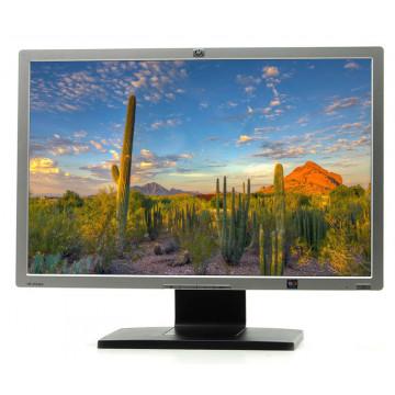 Monitor HP LP2465, 24 Inch LCD, 1920 x 1200, VGA, DVI Monitoare Second Hand