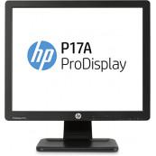 Monitor HP P17A, 17 Inch LED, 1280 x 1024, VGA, Fara picior, Second Hand Monitoare cu Pret Redus