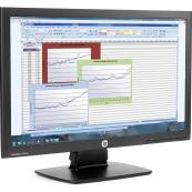 Monitor HP ProDisplay P222VA, 21.5 Inch Full HD, VGA, DisplayPort, Fara picior, Second Hand Monitoare Second Hand