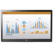Monitor HP P232, 23 Inch, Full HD LED, VGA, DisplayPort, Fara Picior, Second Hand Monitoare cu Pret Redus