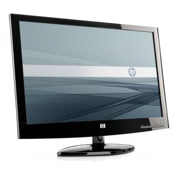 Monitor HP X23LED, 23 Inch Full HD LED, DVI, VGA, Grad A-, Second Hand Monitoare cu Pret Redus