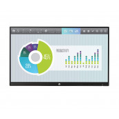 Monitor HP Z22N, 21.5 Inch, Full HD IPS LED, VGA, HDMI, DisplayPort, Fara Picior, Second Hand Monitoare cu Pret Redus