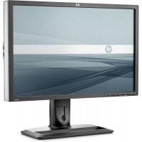 Monitor HP ZR24w, 24 Inch IPS, 1920 x 1200, VGA, DVI, Display Port, USB, Grad A-