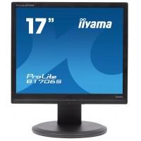 Monitor iiYama ProLite B1706S LCD, 17 Inch, 1280 x 1024, VGA, DVI, Grad B