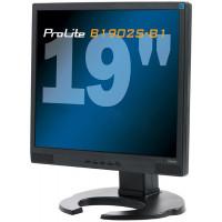 Monitor Iiyama 1902S, 19 Inch LCD, 1280 x 1024, VGA, DVI, Grad A-