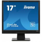 Monitor DELL P170S, LCD, 17 inch, 1280 x 1024, 4 x USB, VGA, DVI, Second Hand Monitoare 17 Inch