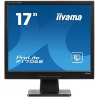Monitor Iiiyama ProLite P1705s, 17 Inch LCD, 1280 x 1024, VGA, DVI, Audio