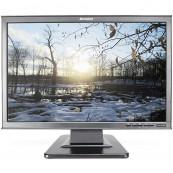 Monitor LENOVO D221, 22 Inch, 1680 x 1050, VGA, DVI, Grad A-, Second Hand Monitoare cu Pret Redus
