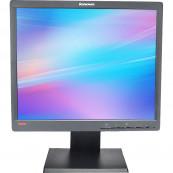 Monitor Nou LENOVO ThinkVision LT1712p, 17 Inch LCD, 1280 x 1024, VGA, DVI Monitoare Noi