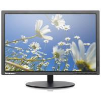 Monitor LENOVO ThinkVision T2054, 19.5 Inch IPS LED, 1440 x 900, VGA, HDMI, Display Port, Fara Picior
