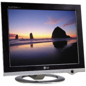 Monitor LG L1720B, 17 Inch TN, 1280 x 1024, VGA, Second Hand Monitoare Second Hand