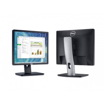 Monitor Dell P1913SF, 1280 x 1024, 19 inch, LED, 5ms, VGA, DVI, 3x USB, Second Hand Monitoare Second Hand