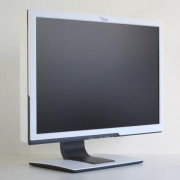 Monitor FUJITSU SIEMENS P24W-5, LCD, 24 inch, 1920 x 1200, HDMI, DVI, VGA, USB, Widescreen Monitoare Second Hand