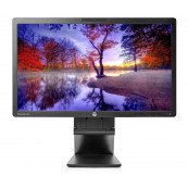 Monitor HP EliteDisplay E221C LED IPS Full HD, 22 Inch, VGA, DVI, USB, Webcam, Boxe integrate Monitoare Second Hand