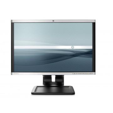 Monitor LCD HP LA2205wg, 22 Inch, 1680 x 1050, VGA, DVI, Display Port, USB Monitoare Second Hand