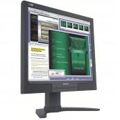 Monitor LCD Philips 190B7, 19 inch, 1280 x 1024, VGA, DVI, USB, Audio, Boxe integrate Monitoare Second Hand