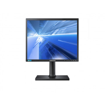Monitor Second Hand LED Samsung S19C450, 19 inch, 1440x900, 5ms, DVI, 16 milioane de culori Calculatoare Second Hand