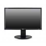 Monitor LG Flatron E2411, LED, 24 inch, 1920 x 1080, VGA, DVI, Widescreen, Full HD