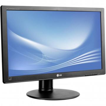 Monitor LG Flatron W2442PE, 24 Inch TN, 1920 x 1080 Full HD, VGA, DVI, HDMI, Second Hand Monitoare Second Hand