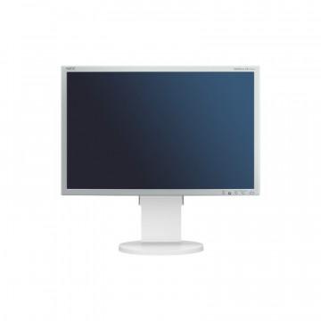 Monitor NEC EA221WME, 22 Inch, 1680 x 1050, VGA, DVI, USB, Grad A-, Second Hand Monitoare cu Pret Redus