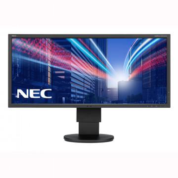 Monitor NEC MultiSync EA294WMi, 29 Inch IPS LED, 2560 x 1080, VGA, DVI, Display Port, USB, Second Hand Monitoare Second Hand