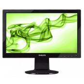 Monitor Philips 192E, 18.5 Inch LCD, 1366 x 768, VGA, Second Hand Monitoare Second Hand