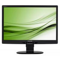 Monitor PHILIPS 220B2, 22 Inch LCD, 1680 x 1050, VGA, DVI, USB