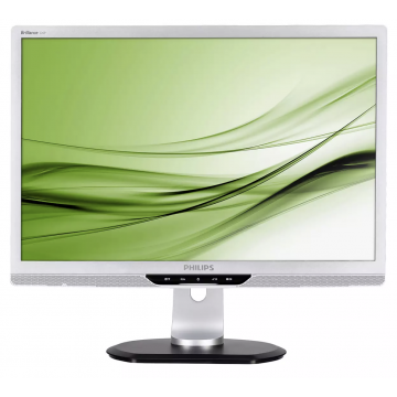 Monitor PHILIPS 220P2, 22 Inch LCD, 1680 x 1050, VGA, DVI, USB, Second Hand Monitoare Second Hand