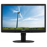 Monitor Philips 221B3L, 22 Inch LED Full HD, VGA, DVI, USB, Boxe Integrate