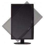 Monitor Philips 221B3L, 22 Inch LED Full HD, VGA, DVI, USB, Boxe Integrate, Second Hand Monitoare Second Hand