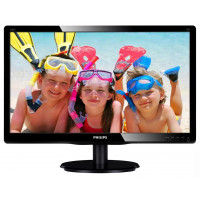 Monitor Philips 236V4L, 23 Inch Full HD LED, VGA, DVI