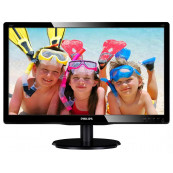 Monitor Philips 236V4L, 23 Inch Full HD LED, VGA, DVI, Second Hand Monitoare Second Hand
