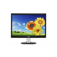 Monitor LCD PHILIPS 240P4Q, 24 Inch, 1920 x 1200, Display Port, VGA, DVI, USB 2.0