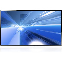 Monitor Samsung LH55DECPLBC, 55 Inch Full HD LED, VGA, DVI, HDMI, Display Port, Fara picior