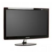 Monitor Samsung P2470, 24 Inch LCD, Full HD 1920 x 1080, VGA, DVI, HDMI, Second Hand Monitoare Second Hand