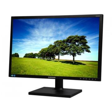 Monitor SAMSUNG S22E450B LCD, 22 Inch, 1680 x 1050, VGA, DVI, Second Hand Monitoare Second Hand