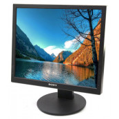 Monitor SONY SDM-S95A, 19 Inch LCD, 1280 x 1024, VGA, Second Hand Monitoare Second Hand