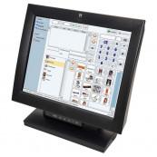 Monitor TouchScreen Wincor Nixdorf BA83, 15 Inch LCD, 1024 x 768, VGA, DVI, USB, Second Hand Echipamente POS