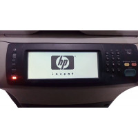 Multifunctionala Second Hand HP LaserJet M4345 MFP, 45 PPM, 1200 x 1200, Copiator, Printer, Scanare, USB