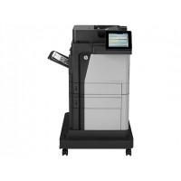 Multifunctionala Laser Monocrom HP Enterprise MFP M630DN, 60 ppm, 1200 x 1200 dpi, Copiator, Scanner, USB, Retea, Duplex